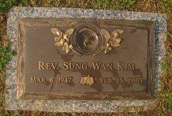 Rev Sung Wan Kim