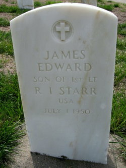 James Edward Starr