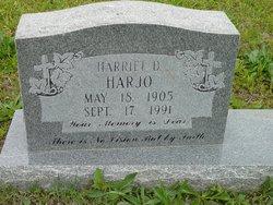 Harriet D Harjo