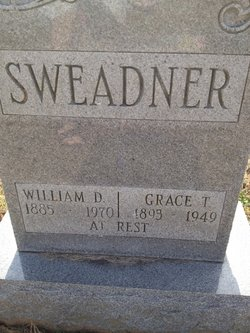 William D Sweadner