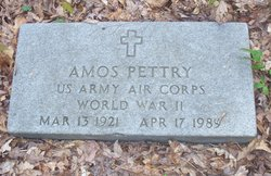 Amos Pettry