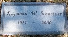 Raymond W. Schuessler