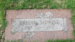 Evelyn Sidwell