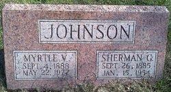 Myrtle V Johnson