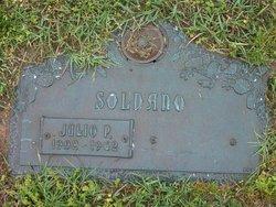 Julio P Soldano