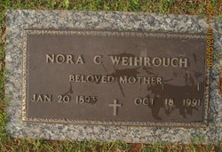 Nora <I>Corbat</I> Weihrouch