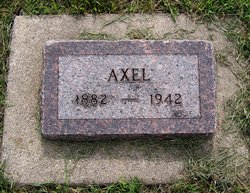 Axel Benson