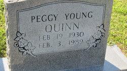 Peggy <I>Young</I> Quinn