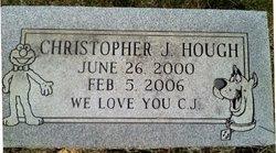 Christopher J Hough