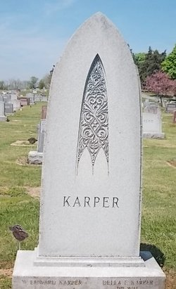 Della Emma <I>Laughlin</I> Karper