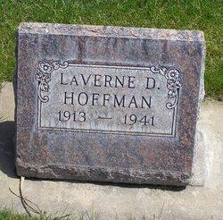 LaVerne D Hoffman