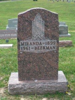 Miranda Beekman