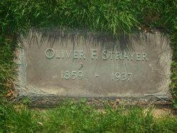 Oliver F. Strayer