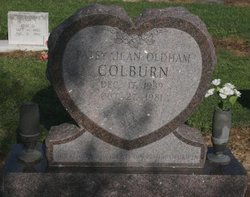 Patsy Jean <I>Oldham</I> Colburn