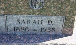 Sarah D Southworth