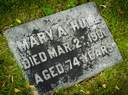 Mary A Hull