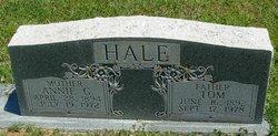 """Leonard Isom """"Tom"""" Hale"""