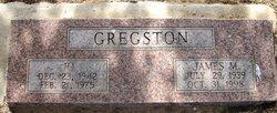 James M Gregston