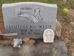 Annelisha Mae Wicker