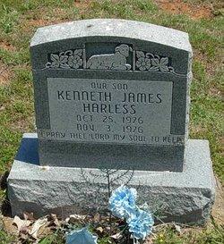 Kenneth James Harless
