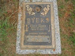 Ina Bell <I>Barnette</I> Byers