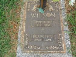 Cecil F. Wilson