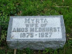 Myrta Medhurst