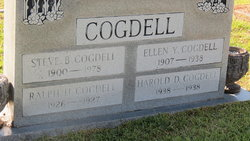 Ralph H Cogdill