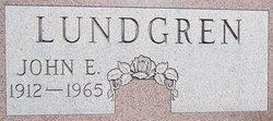 John E. Lundgren