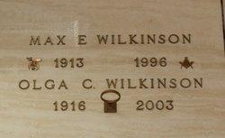 Olga C. Wilkinson