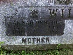 Hannah <I>Penfold</I> Wiley
