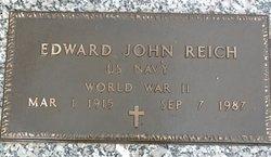 Edward John Reich