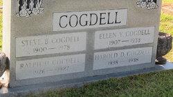 Harold D Cogdill