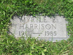 Myrtle E. Harrison