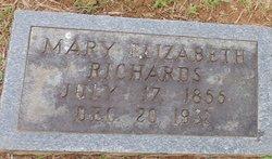 Mary Elizabeth Richards