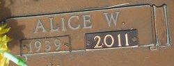 Alice <I>West</I> Bragg
