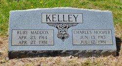 Ruby <I>Maddox</I> Kelley