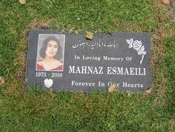 Mahnaz Esmaeili