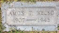 Amos T Kelso