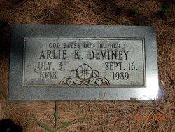 Arlie K. Deviney