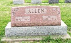 """Idella """"Ida"""" <I>Pearson</I> Allen"""