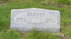 Mabel E. Barnes