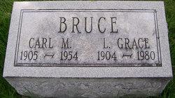 Leslie Grace <I>Sine</I> Bruce