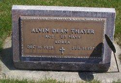 Alvin Dean Thayer