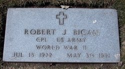 Robert J Bican