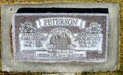Ina Mary Hawthorn Peterson