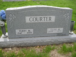 Terry M Courter