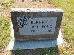 Bernice Evelyn Willfong