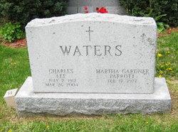 Charles Lee Waters