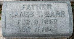 James Thomas Carr